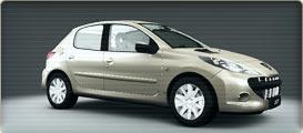Vizualizace Peugeot 207 HB náhled