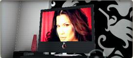 EDGY: Vizualizace LG Televize náhled