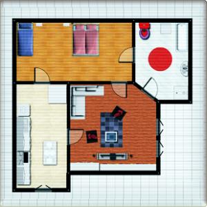 Floor PAD Floor Plan Designer 2D
