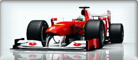 Vizualizace formule Hellor Racer