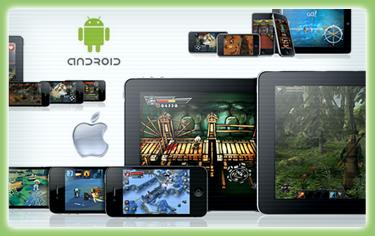 iPhone, iPad a Android - aplikace a hry