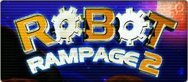 Robot Rampage 2 Logo